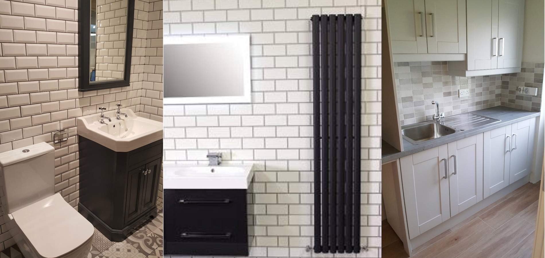 Kitchen & bathroom Wall Tiles by North West Tiles & Timber, Co. Leitrim, Ireland